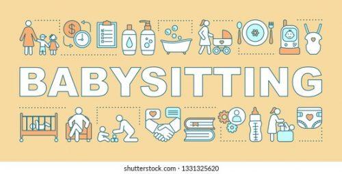 babysitting-word-concepts-banner-babysitter-260nw-1331325620